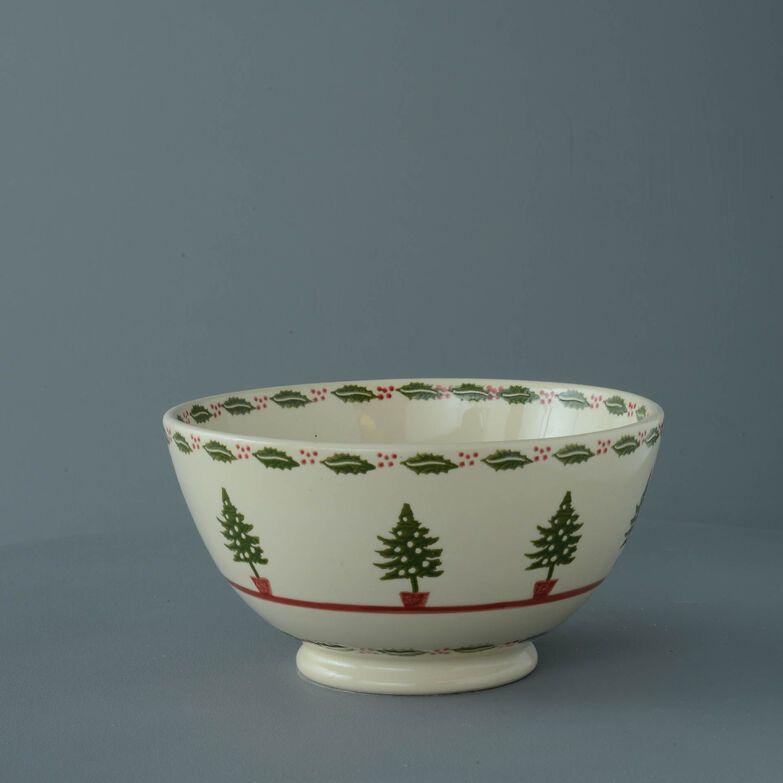 Bowl Serving Christmas Tree