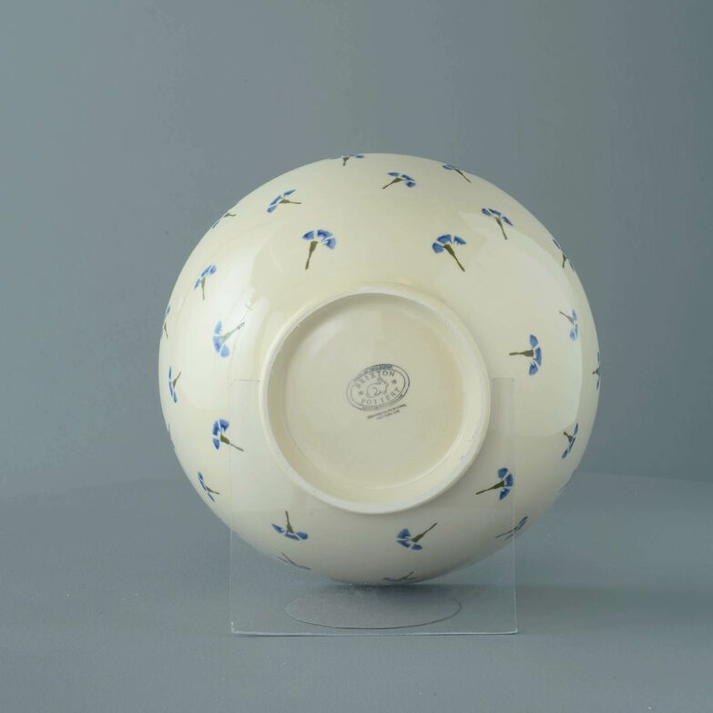 Bowl Serving Cornflower