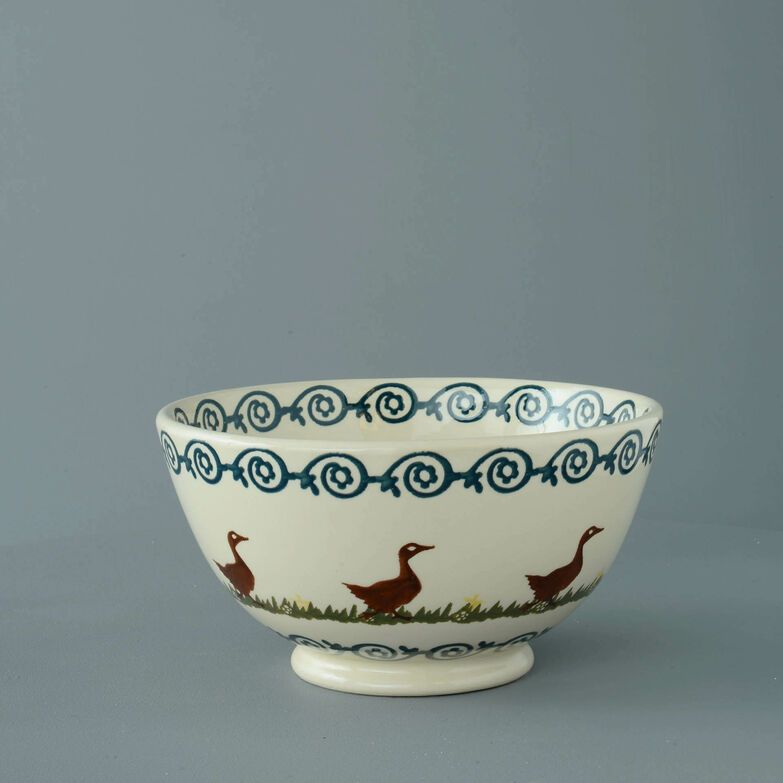 Bowl Serving Duck