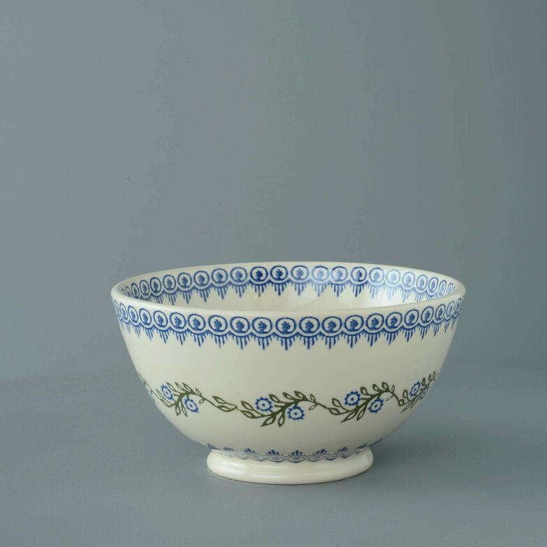 Bowl Serving Floral Garland