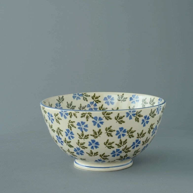 Bowl Serving Geranium