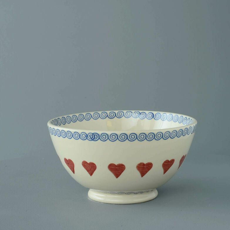 Bowl Serving Heart