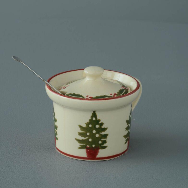 Mustard Pot Small Christmas Tree