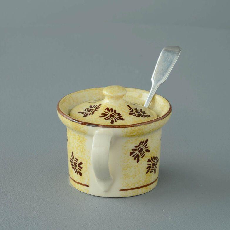 Mustard Pot Small Bee