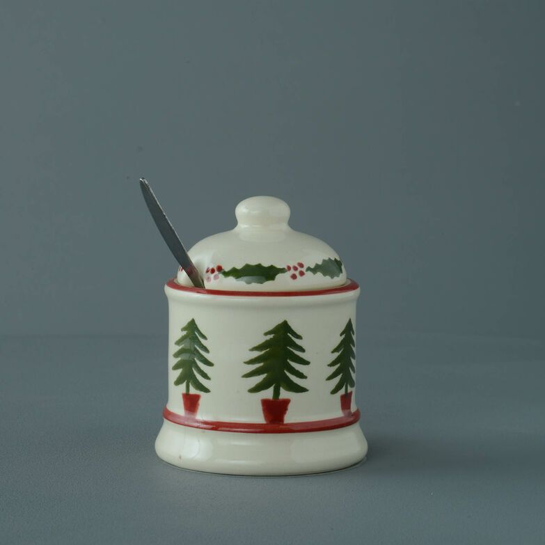 Jam Pot Small Christmas Tree