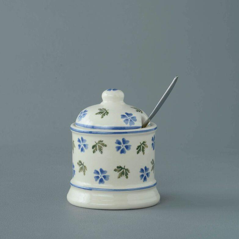 Jam Pot Small Geranium