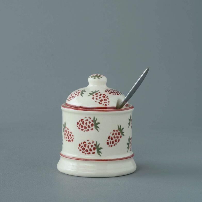 Jam Pot Small Raspberry