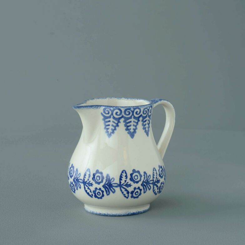 Jug Tiny Lacey Blue