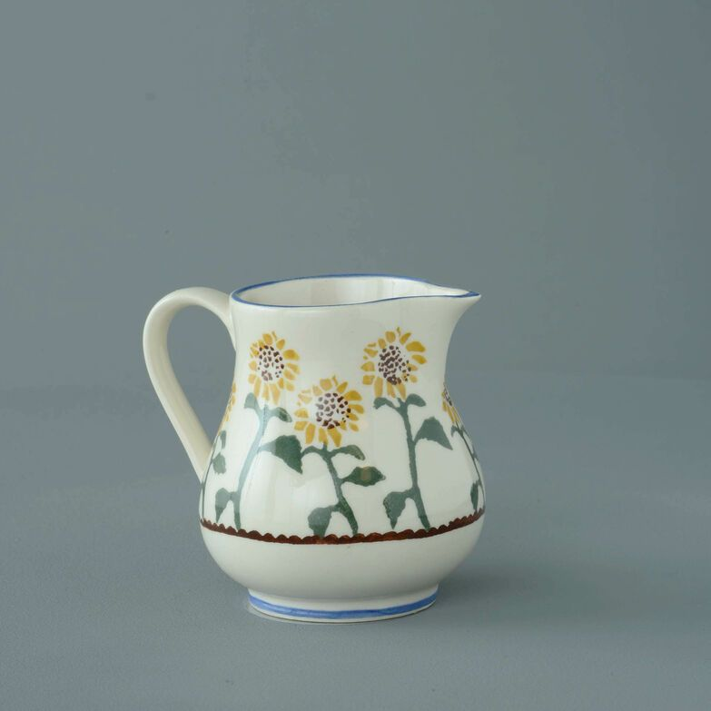Jug Tiny Sunflower