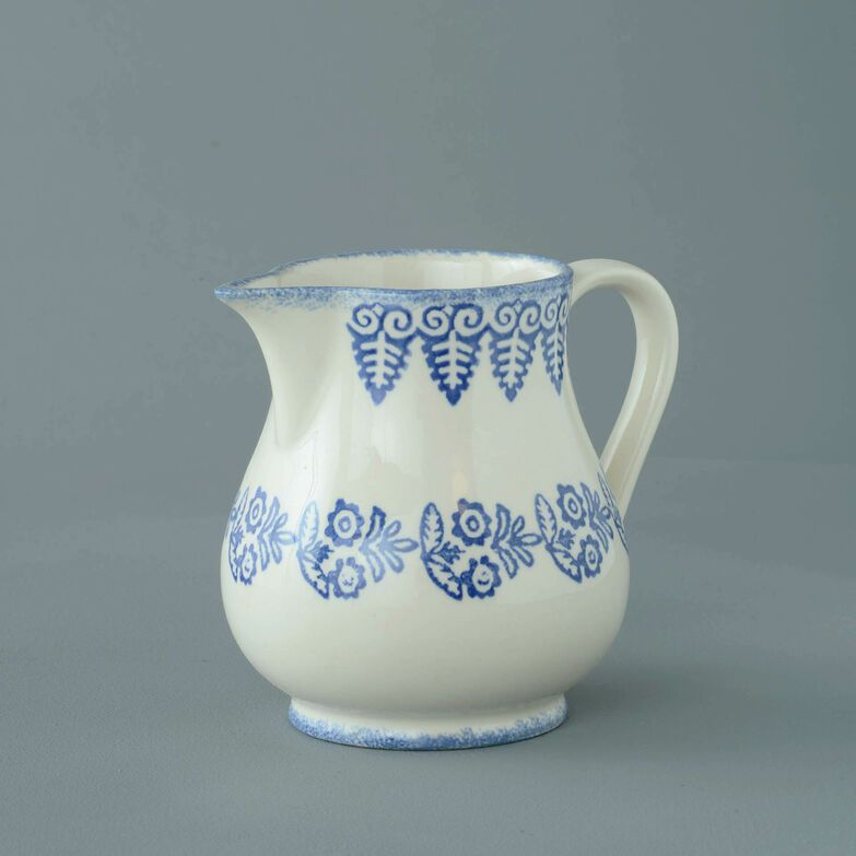 Jug Medium Lacey Blue