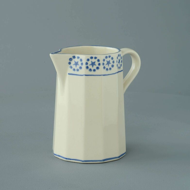 Dufort jug Medium Blue Star