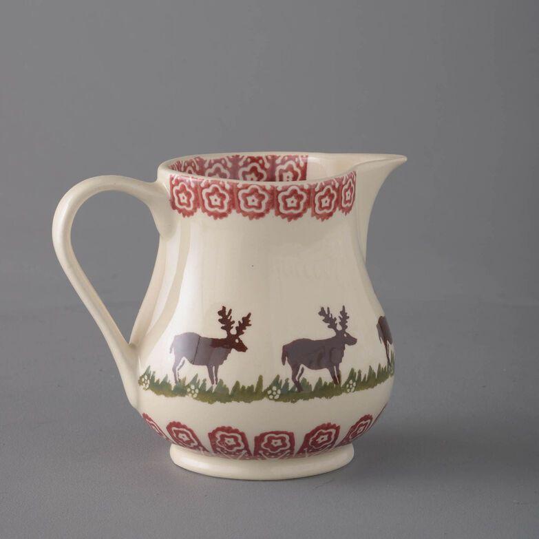 Jug Milk Reindeer