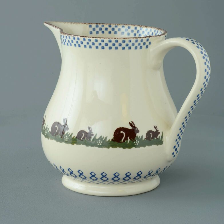 Jug Serving Rabbit