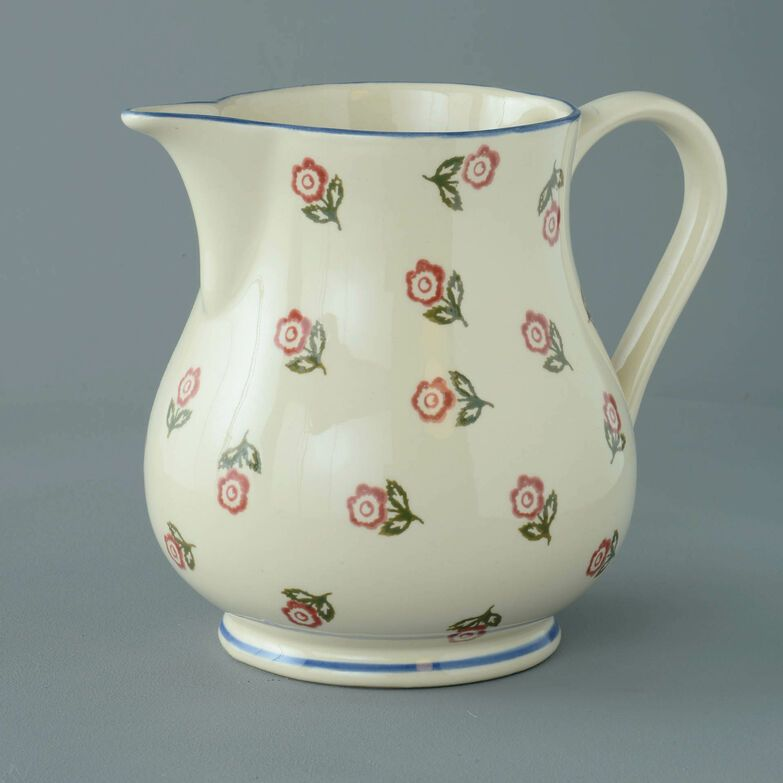 Jug Serving Scattered Rose