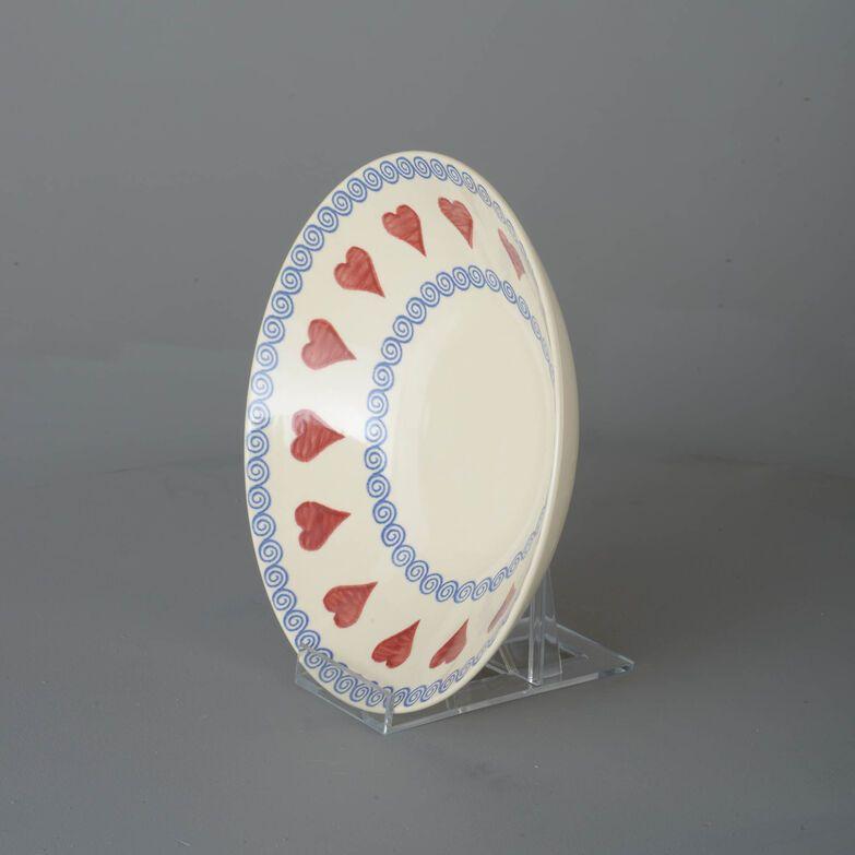 Pasta plate  Heart
