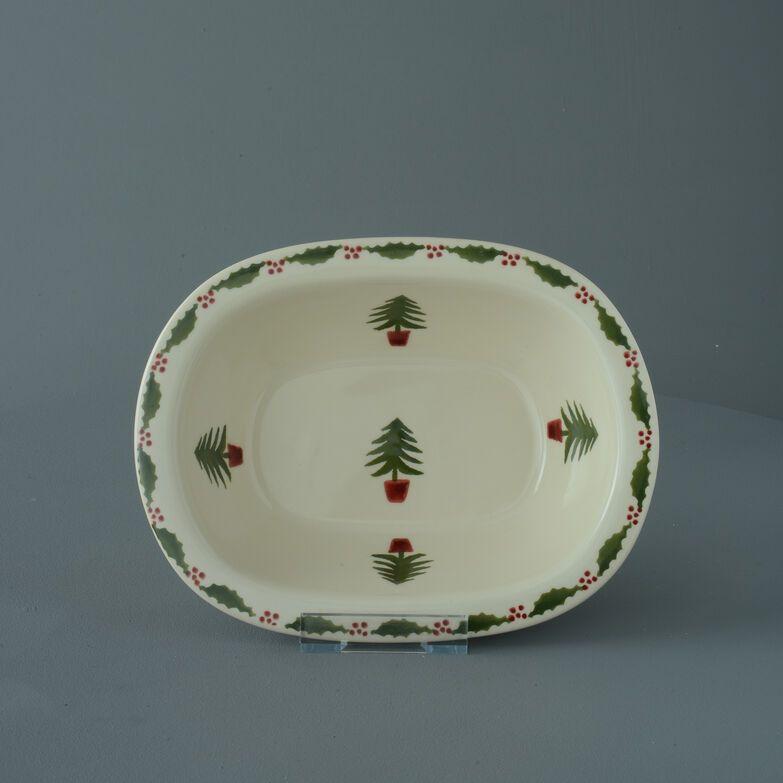 Pie Dish Standard Christmas Tree