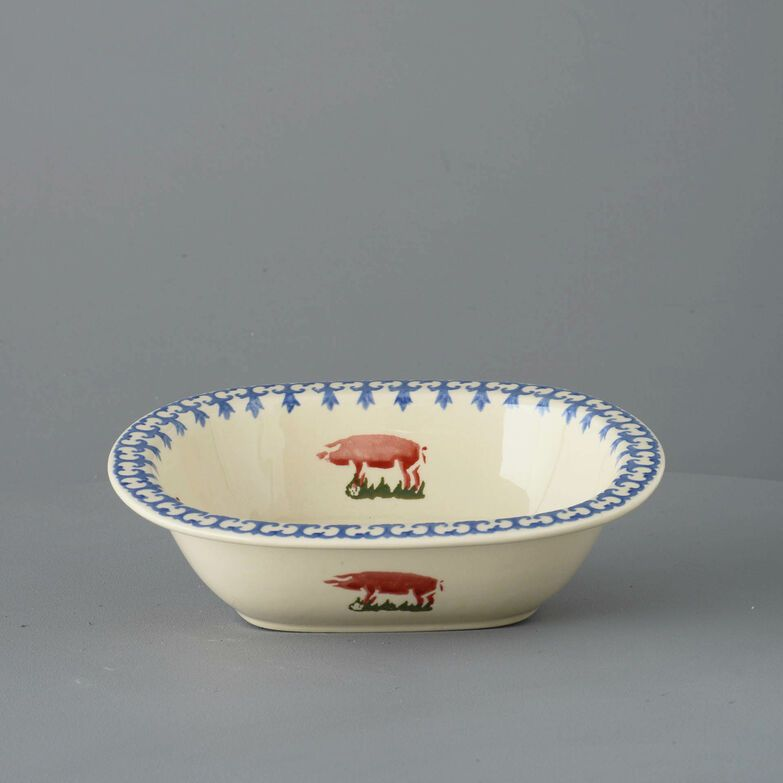 Pie Dish Standard Farm Animal