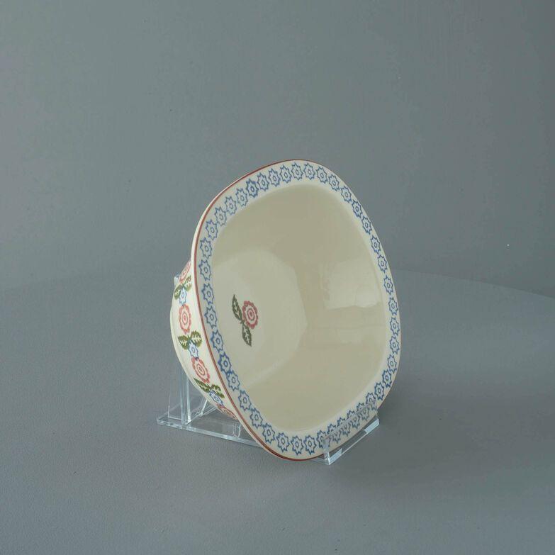 Pie Dish Standard Victorian Floral