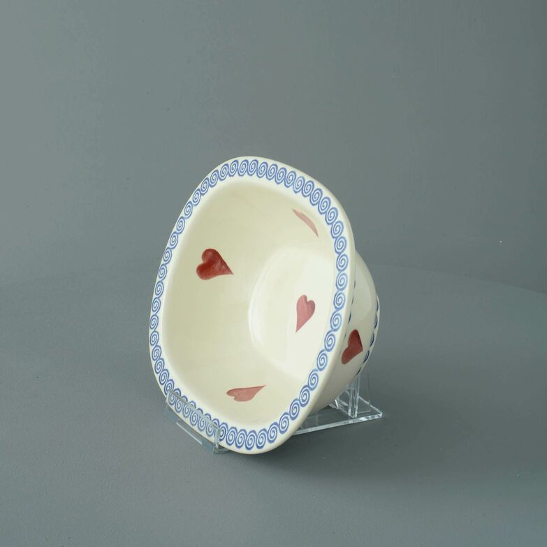 Pie Dish Standard Heart