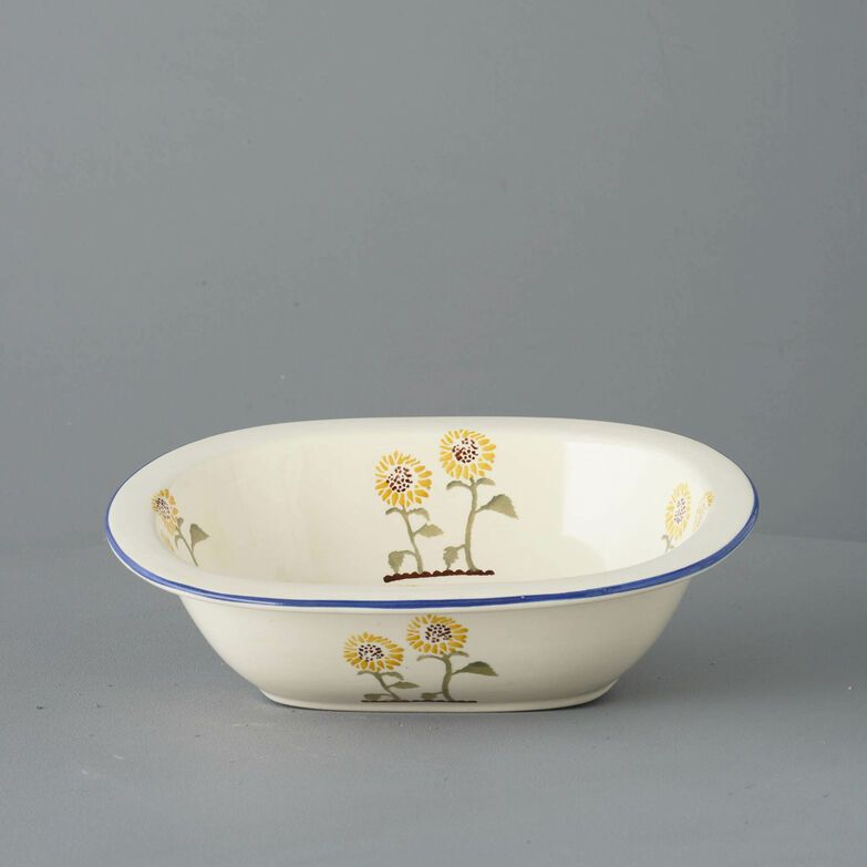 Pie Dish Standard Sunflower