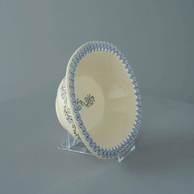 Pie Dish Large Floral Garland