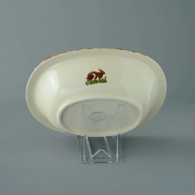 Pie Dish Large Rabbit