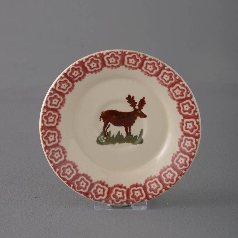 Saucer Small Reindeer