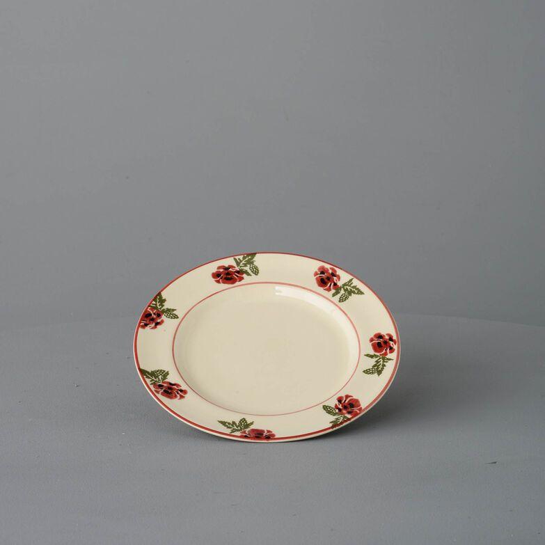 Plate Small Poppy
