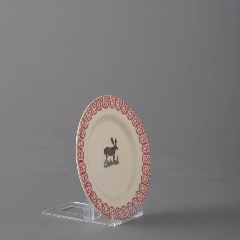 Plate Small Reindeer