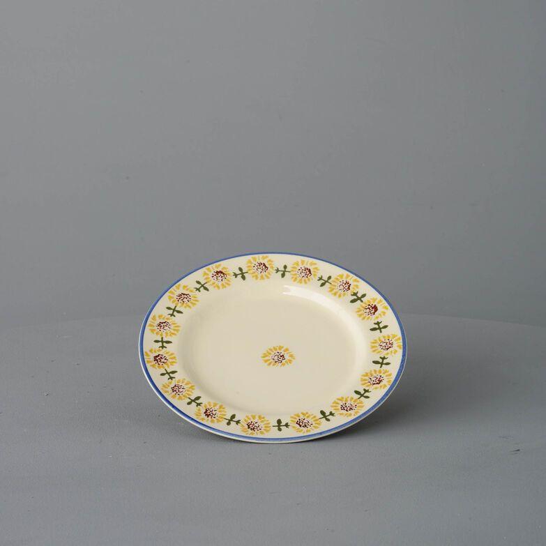 Plate Small Sunflower