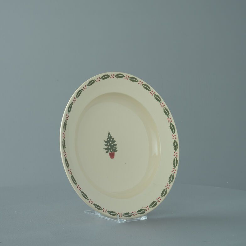 Soup Plate Medium Christmas Tree