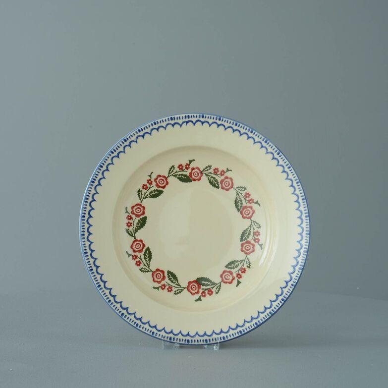 Soup Plate Medium Creeping Briar