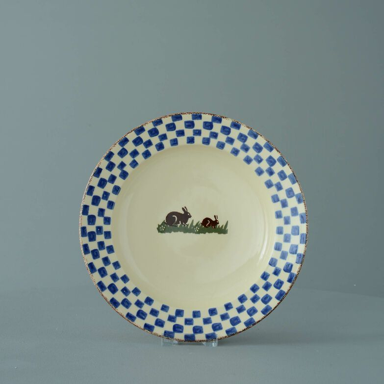 Soup Plate Medium Rabbit