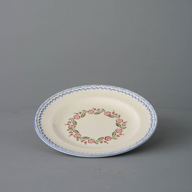 Plate Dessert Size Creeping Briar
