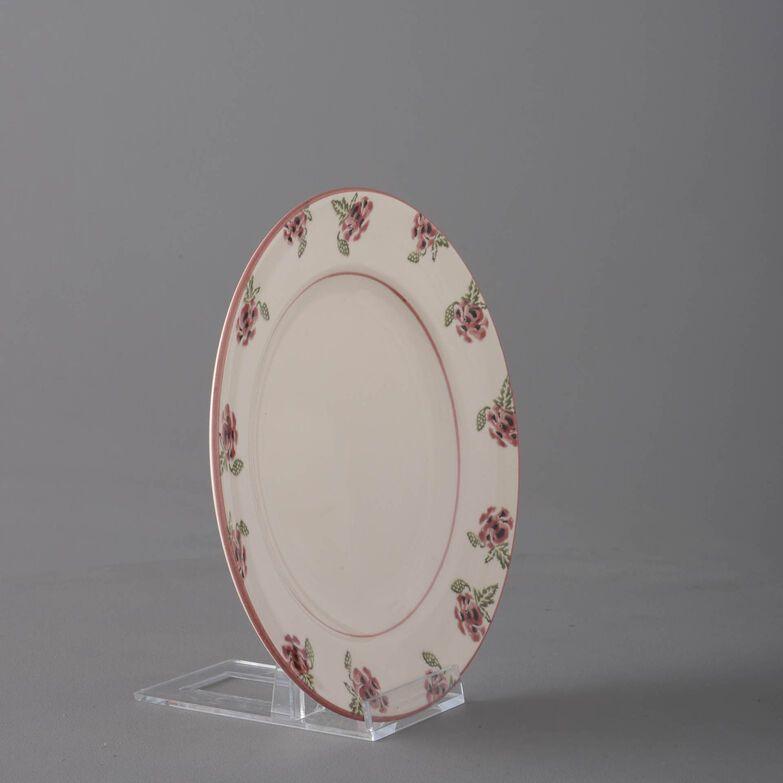 Plate Dessert Size Poppy