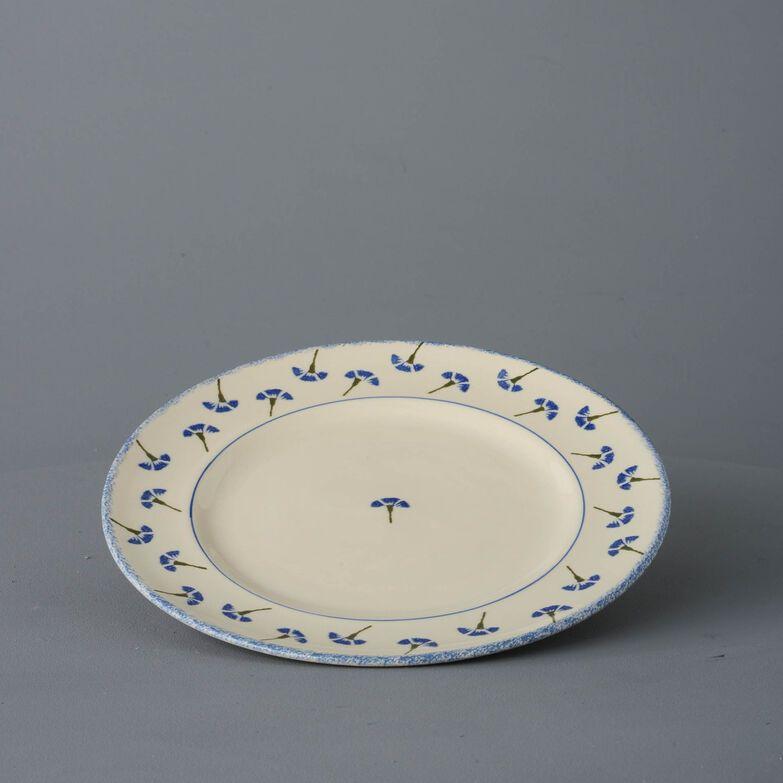 Plate Dinner Size Cornflower