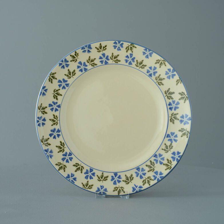 Plate Dinner Size Geranium