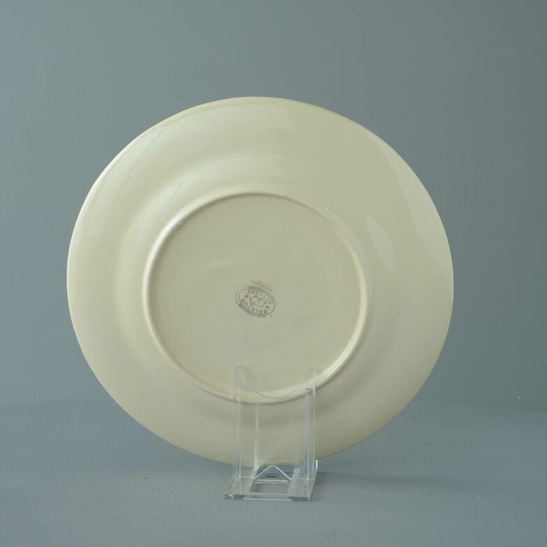 Plate Dinner Size Pink Pig