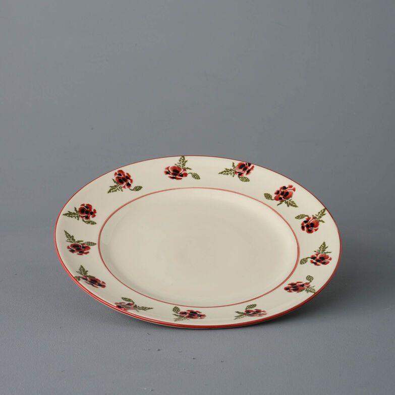 Plate Dinner Size Poppy