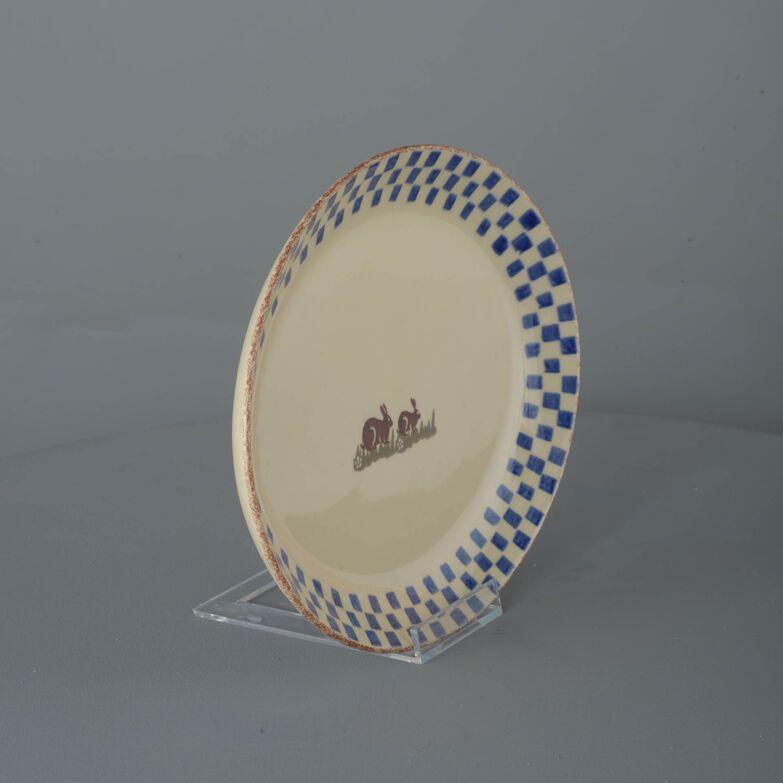 Oval Plate  Rabbit
