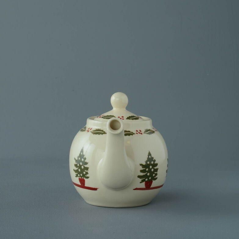 Teapot 2 Cup Christmas Tree