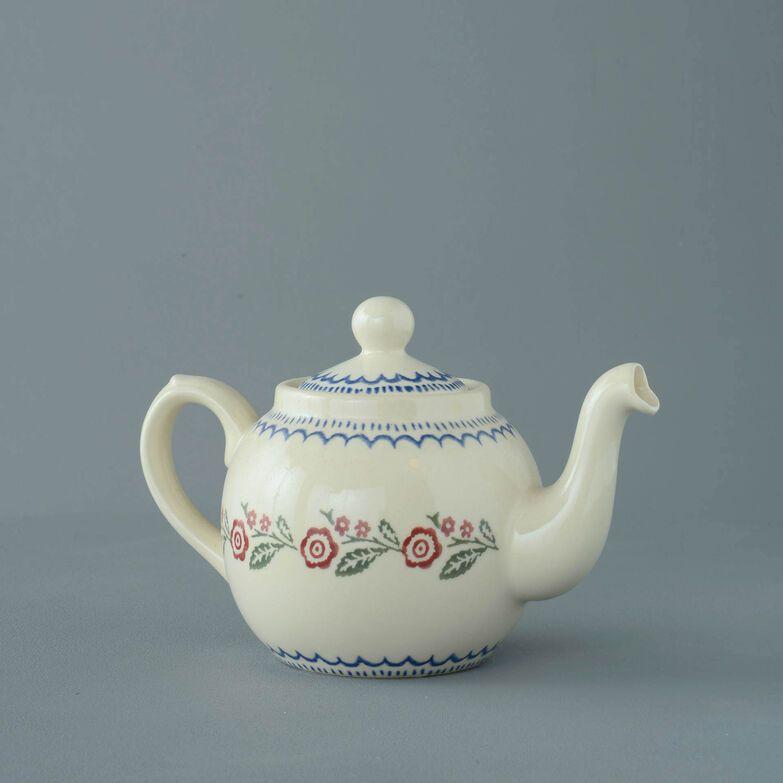 Teapot 2 Cup Creeping Briar