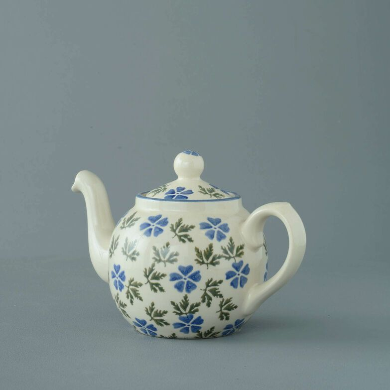 Teapot 2 Cup Geranium