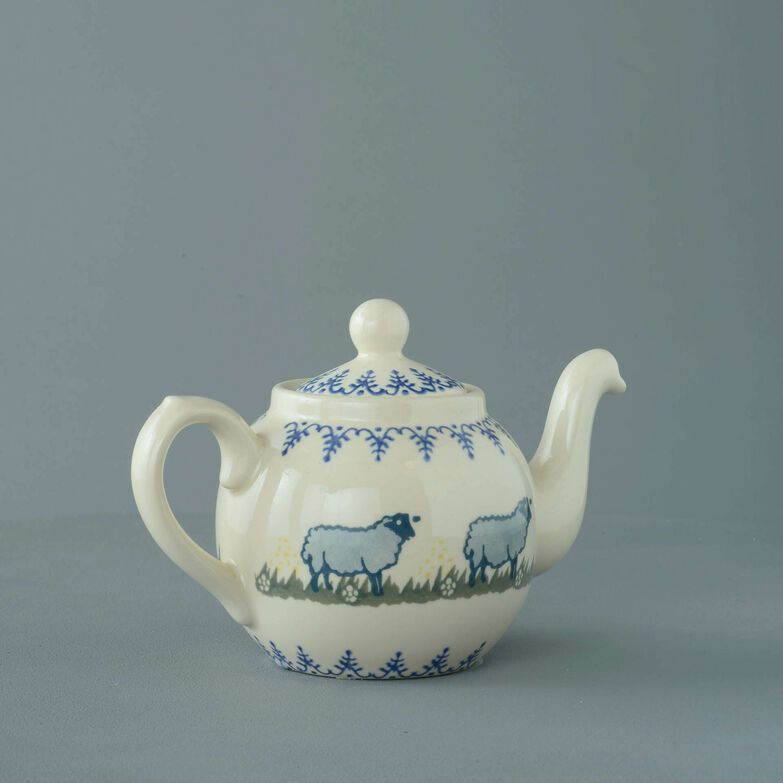 Teapot 2 Cup Sheep