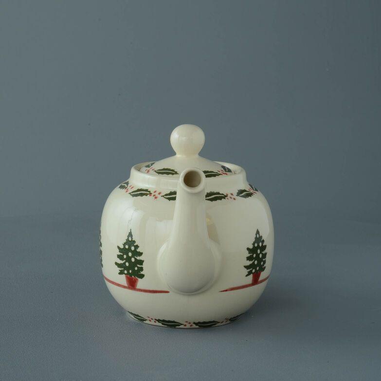 Teapot 4 Cup Christmas Tree