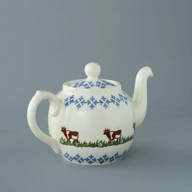 Teapot 4 Cup Cow