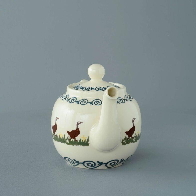 Teapot 4 Cup Duck