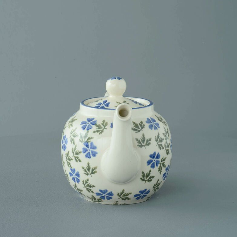Teapot 4 Cup Geranium