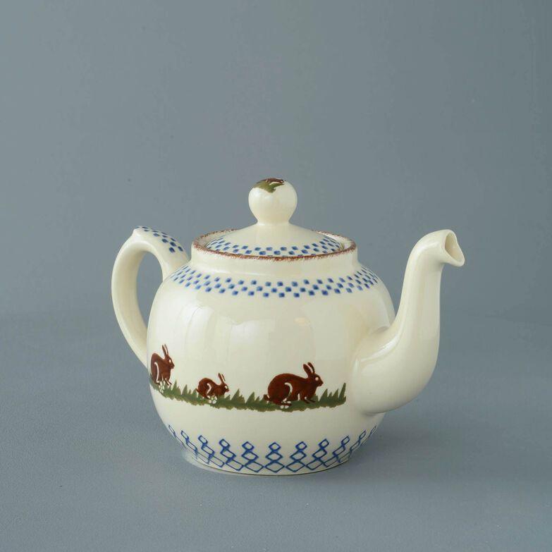 Teapot 4 Cup Rabbit