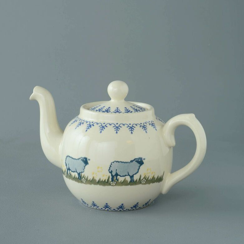 Teapot 4 Cup Sheep
